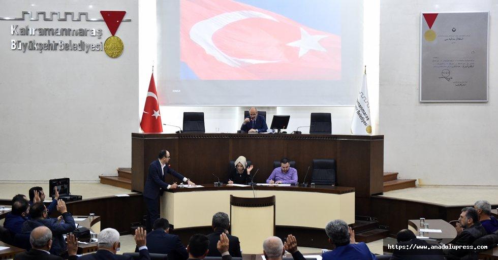 Dulkadiroğlu Belediyesi Aralık Ayı Meclis Toplantısı Yapıldı
