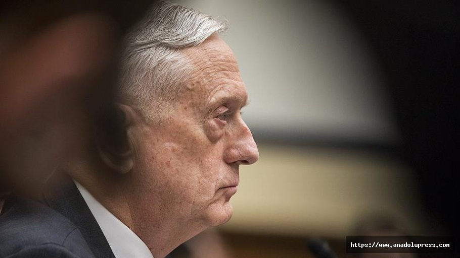 Mattis, ABD'nin Suriye'den Çekilmesini İçeren Kararı İmzaladı