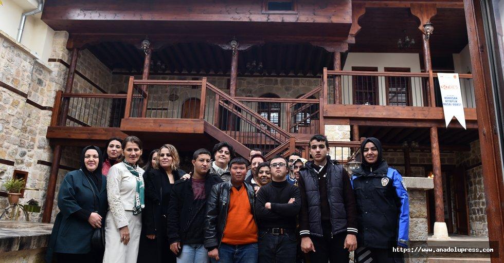 Otizmli Öğrenciler Kültürel Miras Müzesi'ne Konuk Oldu