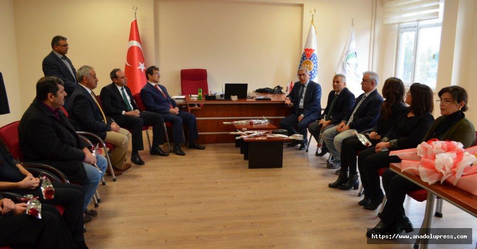 Pazarcık Meslek Yüksekokulu Müdürlüğüne Dr. Öğretim Üyesi Mehmet Fetih Yanardağ Atandı