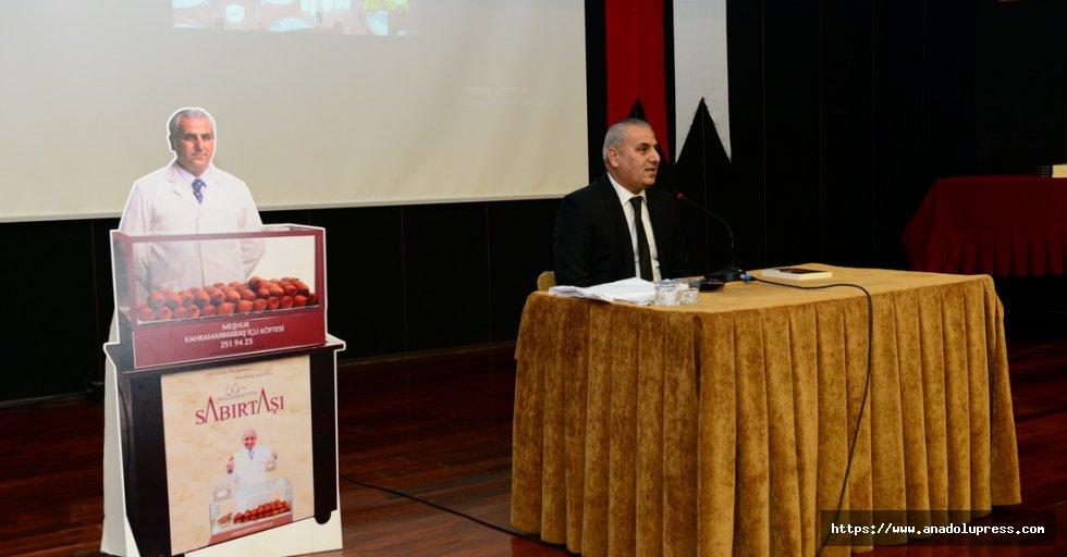 Yazar Mustafa Topcuoğlu, Üniversitemizde Söyleşi Gerçekleştirdi