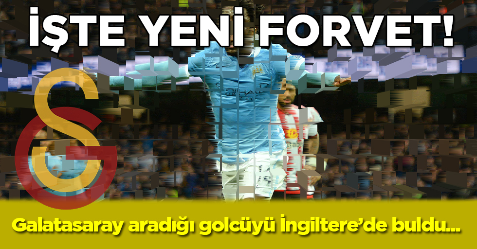 Galatasarayyeni forvetini buldu:Wilfried Bony