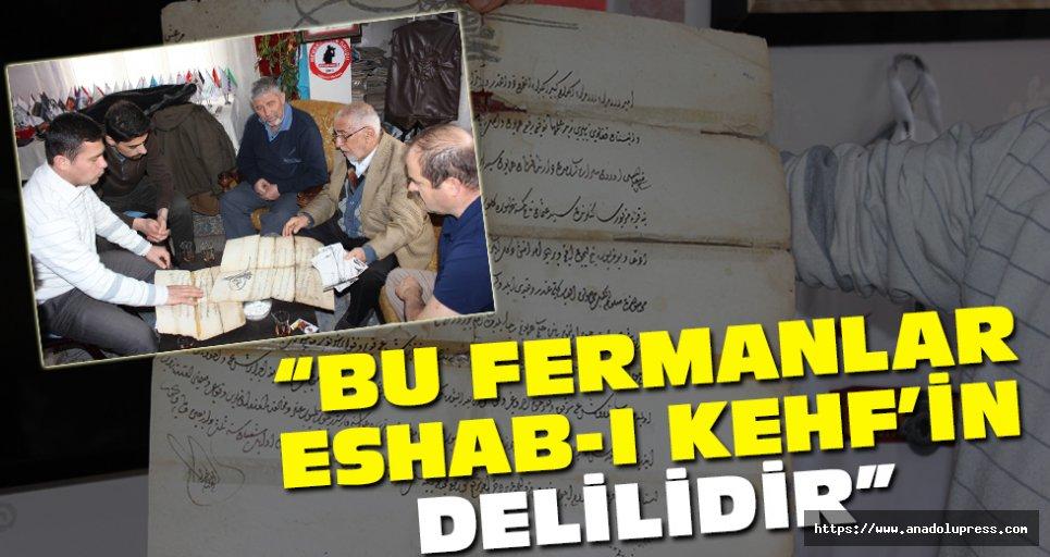 """Bu Fermanlar Eshab-ı Kehf'in Delilidir"""