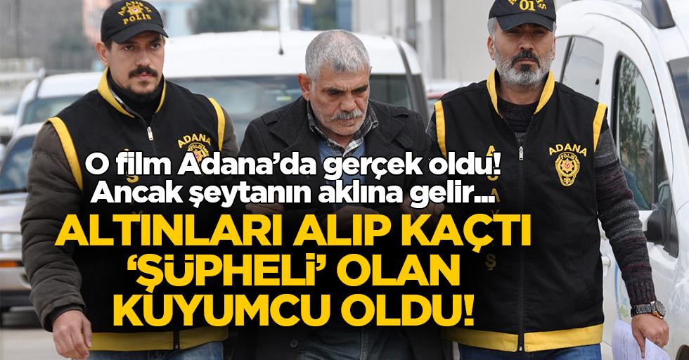 """""""Organize İşler 2 Sazan Sarmalı"""" filmiAdana'da gerçek oldu"""