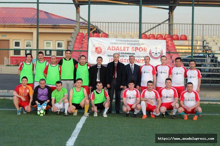 3. Geleneksel Futbol Turnuvası Başladı
