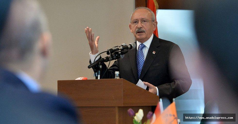 Kılıçdaroğlu: Önce Ahlakı Egemen Kılacağız