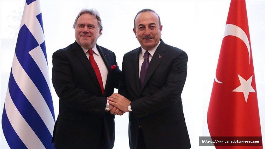 Yunanistan Dışişleri Bakanı Katrugalos: Türkiye'nin Doğu Akdeniz'deki Haklarının Farkındayız