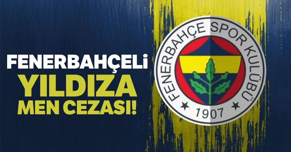 Fenerbahçe'deMehmet Ekici'ye 3 maç men cezası geldi