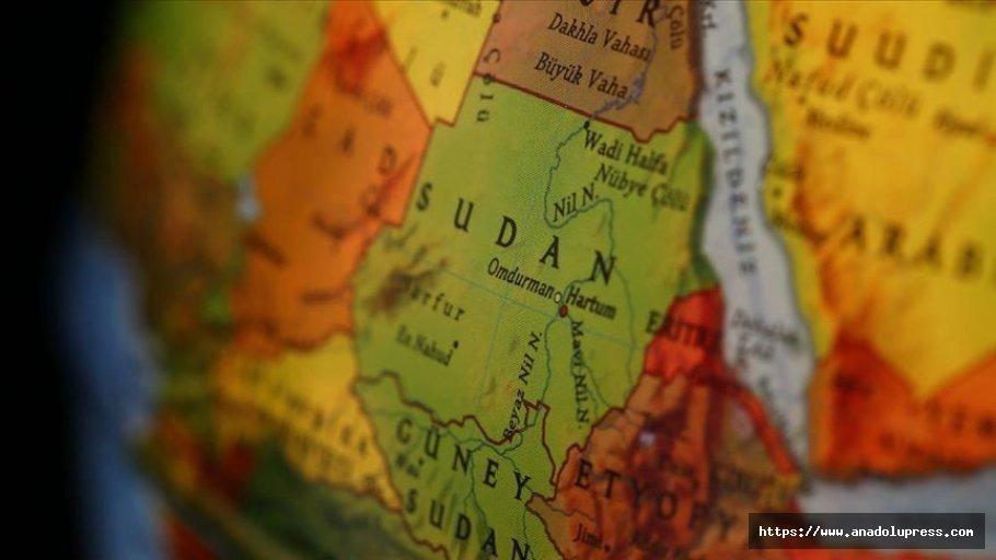 Sudan'da askeri hareketlilik