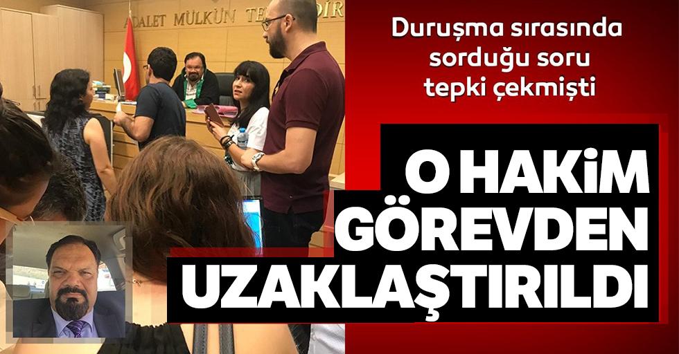 HSK, Mehmet Yoylu'yu tedbiren görevden uzaklaştırdı