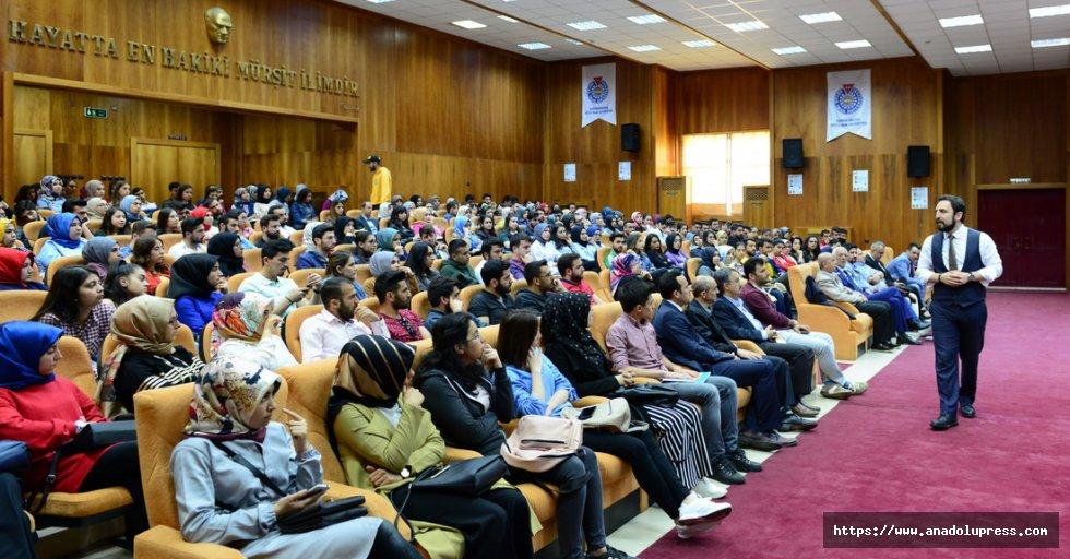 KSÜ'de KPSS bilgilendirme etkinliği düzenlendi