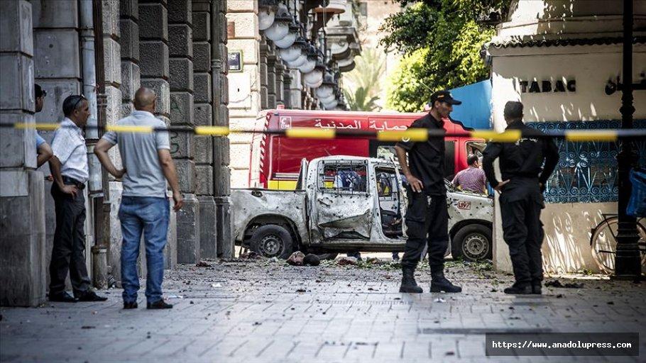 Tunus'ta İntihar Saldırıları