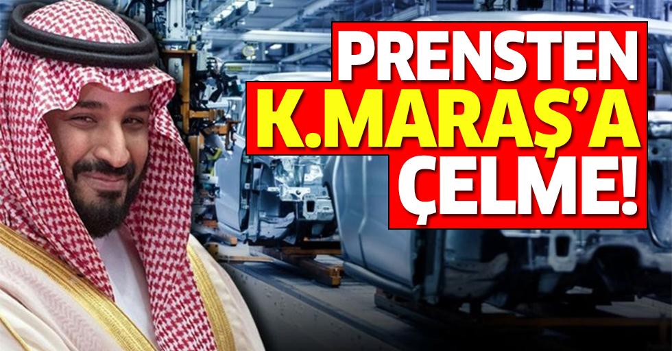 Prensten Kahramanmaraş'a çelme!