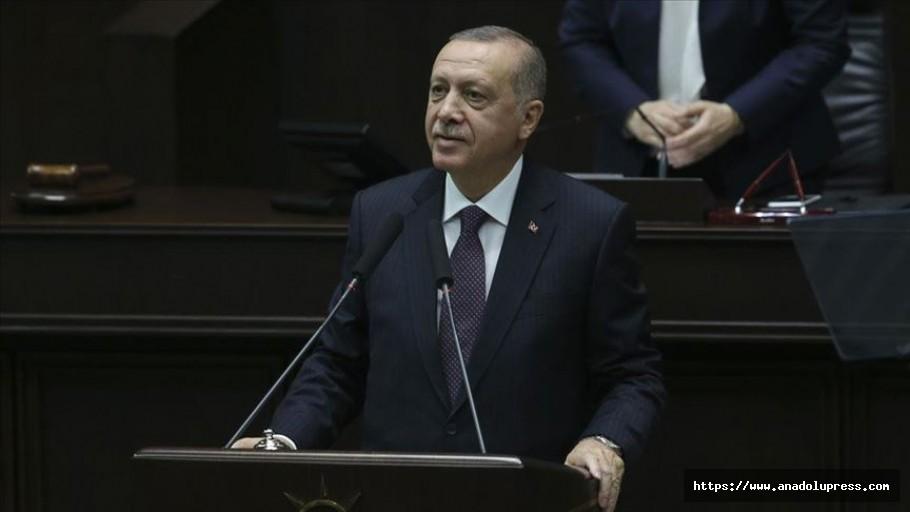 Başkan Erdoğan; 'yalanın sonu yok'
