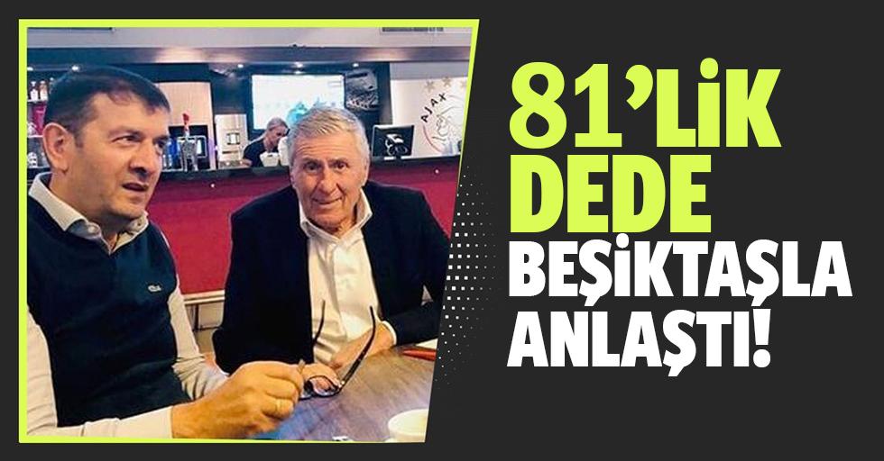 Beşiktaş, 81 yaşındaki Sjaak Swart ile anlaştı