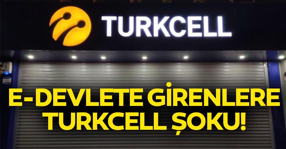 Binlerce kişi Turkcell abonesi olarak gözüküyor!