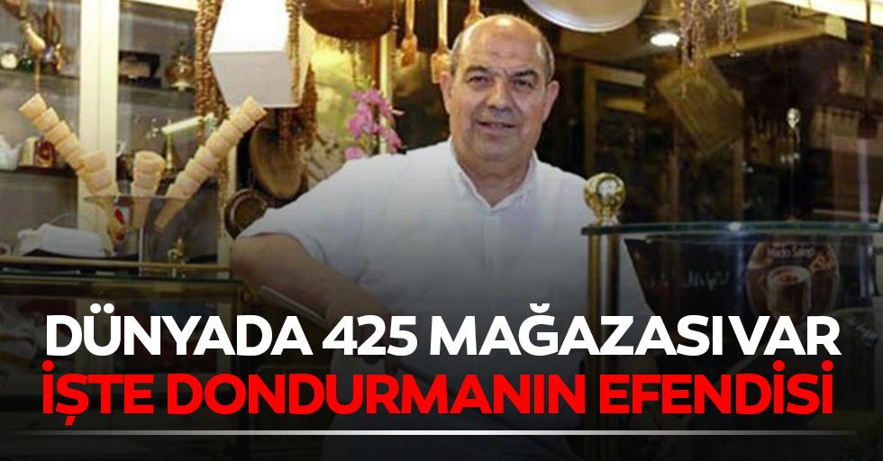 Dünyada 425 Mağazası Var: İşte Dondurmanın Efendisi