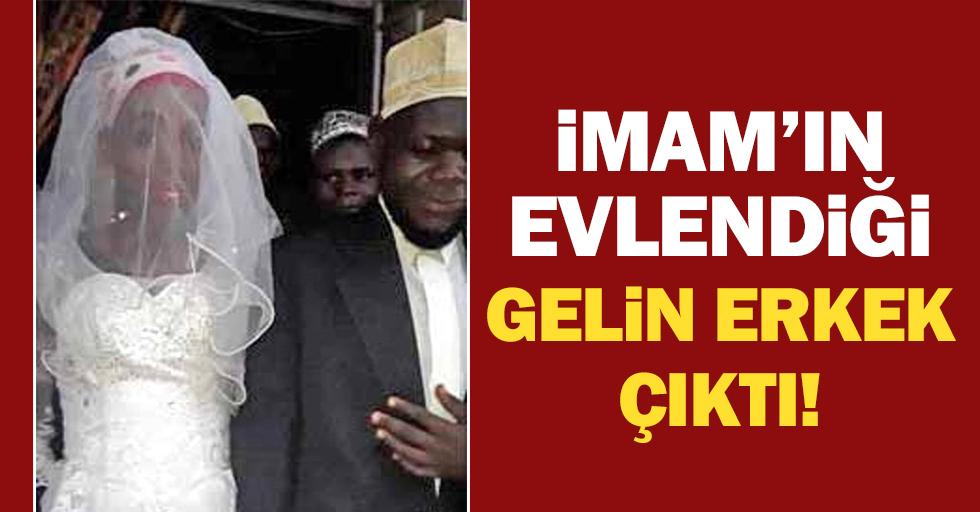 Eşinin erkek olduğu ortaya çıkan talihsiz imam görevden alındı