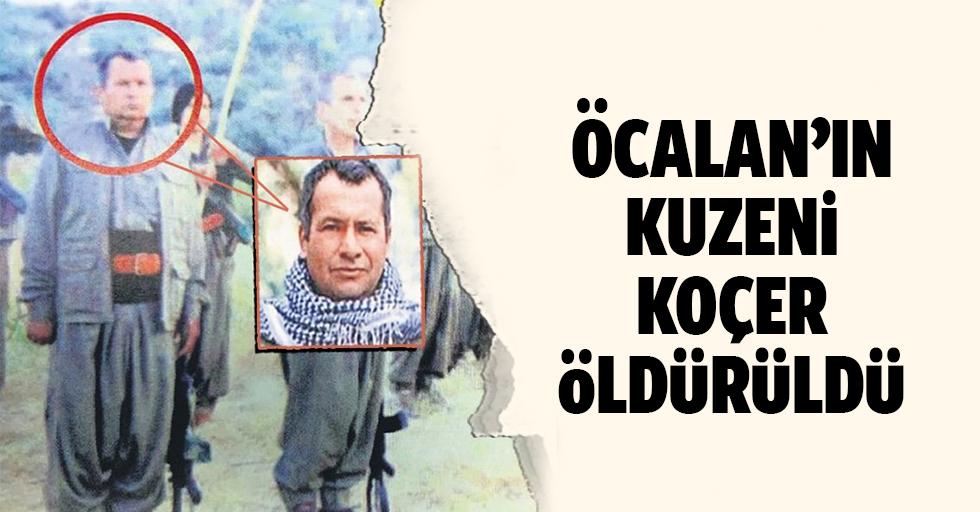 Öcalan'ın kuzeni Koçer öldürüldü