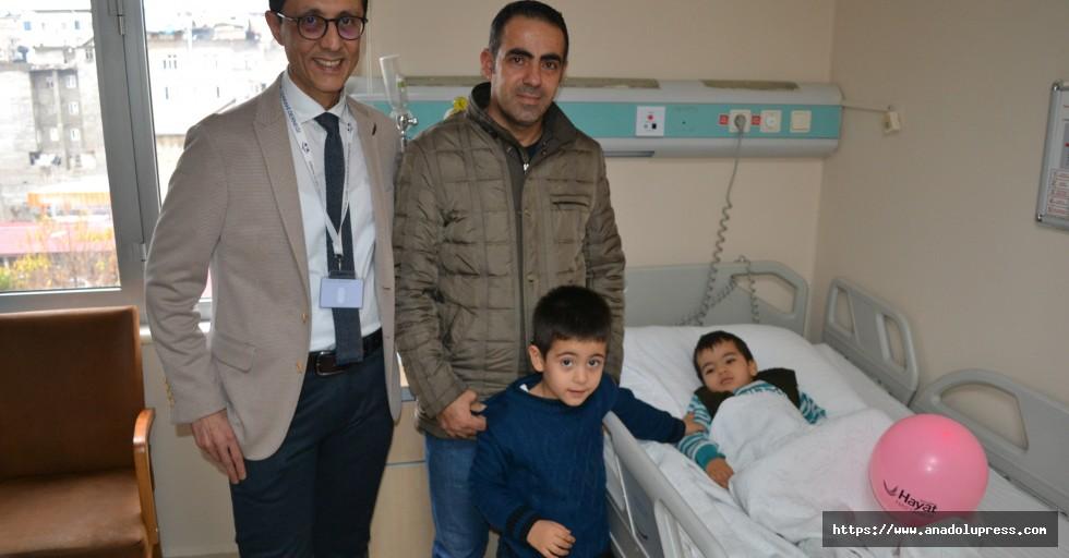 Özel Sular Vatan Hastanesi Kahramanmaraş'ta bir ilk gerçekleşti