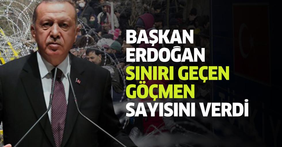 Cumhurbaşkanı Erdoğan: Kapıları açık tutacağız