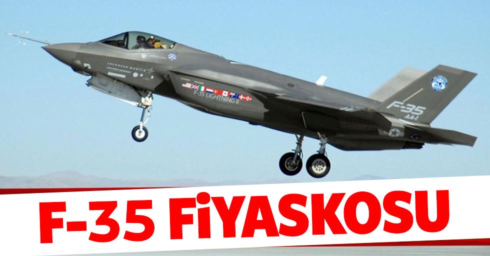 F-35 fiyaskosu