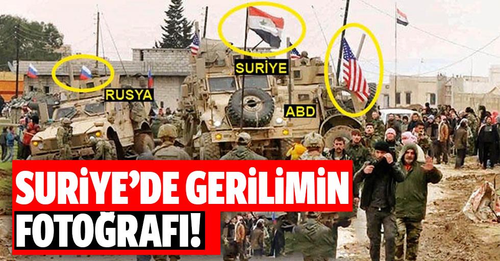 Suriye'de gerilim tırmanıyor!