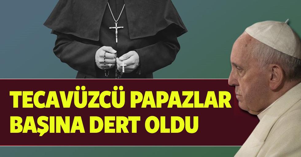 Vatikan, çocuk istismarcısı tecavüzcü papazların önüne geçemiyor