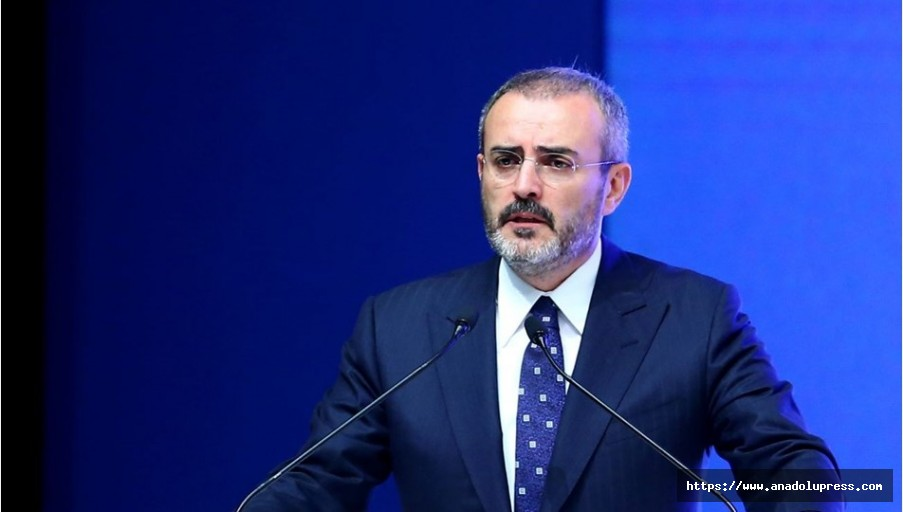 AK Parti Genel Başkan Yardımcısı Ünal, Kuzey ilçelerine müjdeyi verdi!