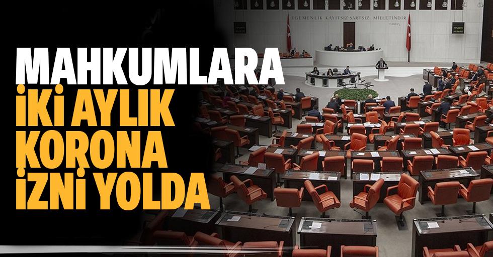 AK Parti ile MHP infaz indirimi üzerinde uzlaştı!