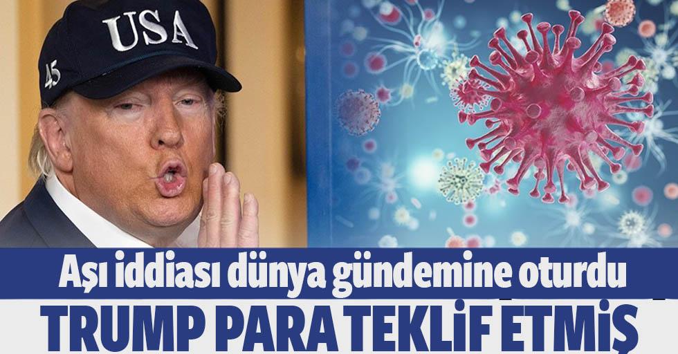 Aşı hakkında bomba iddia!