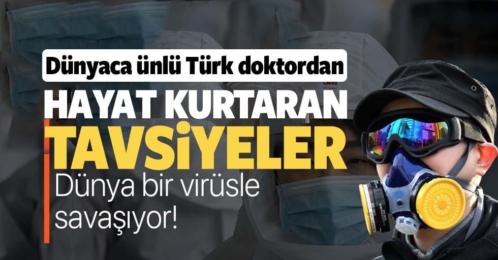 Dünyaca ünlü doktor Mehmet Öz açıkladı!