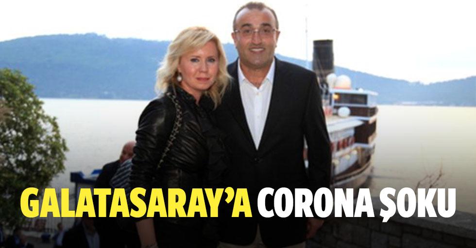 Galatasaray'a Corona Şoku