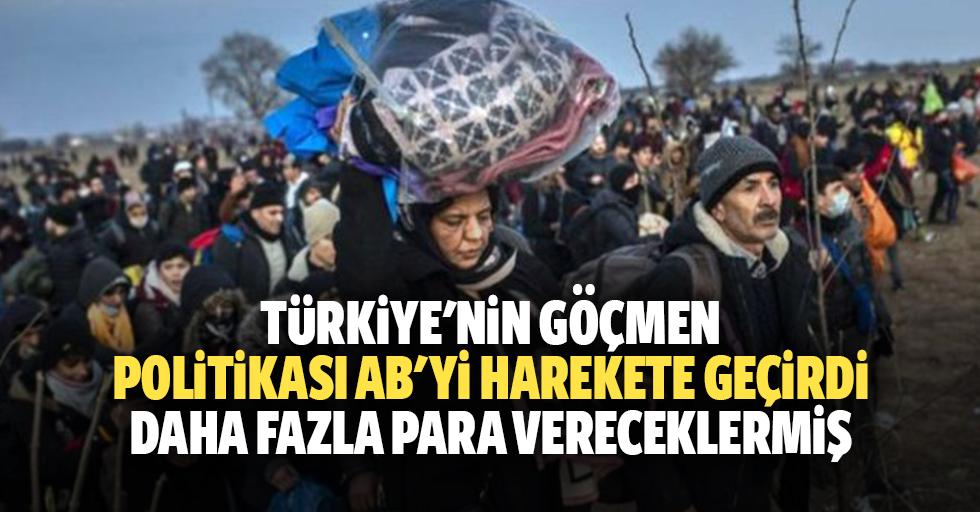 Türkiye'nin Göçmen Politikası Ab'yi Harekete Geçirdi: Daha Fazla Para Vereceklermiş