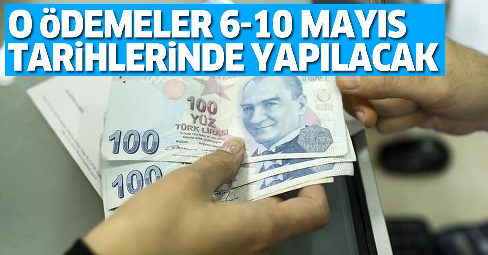 Mayıs Ayı Burs Ve Kredi Ödemeleri 6-10 Mayıs Tarihlerinde Yapılacak
