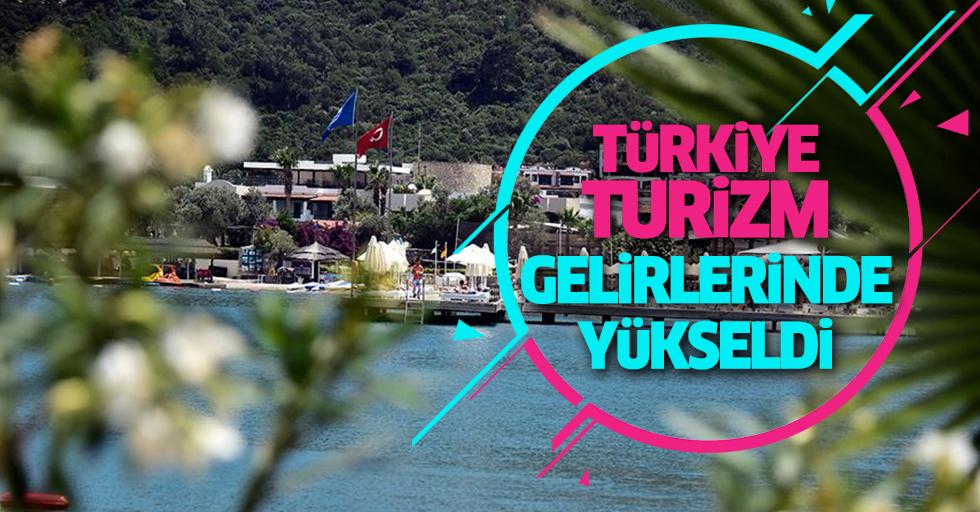 Türkiye dünya turizm gelirlerinde iki basamak yükseldi