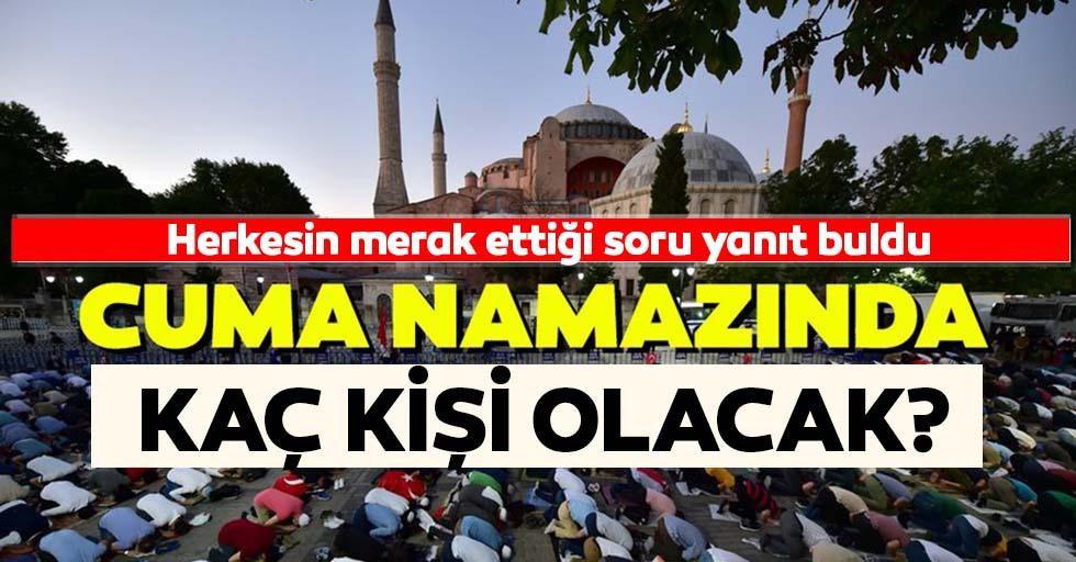 Diyanet İşleri Başkanı Ali Erbaş'tan Ayasofya açıklaması!