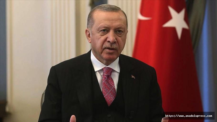 Erdoğan'dan Kıbrıs açıklaması