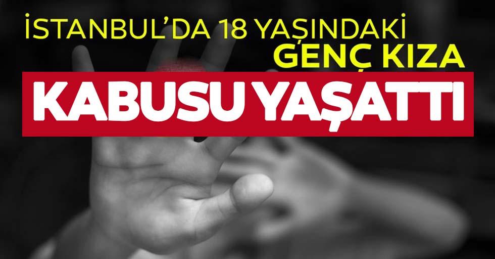 İstanbul'da tecavüz skandalı!