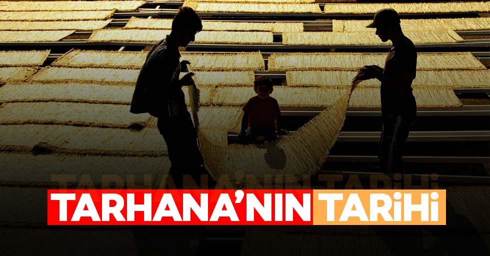 Tarhana'nın tarihi
