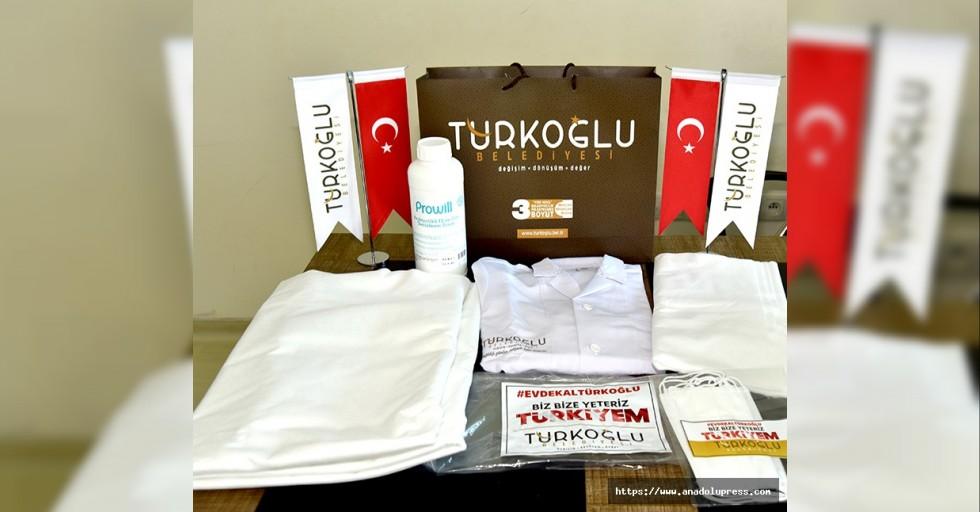 Türkoğlu Belediyesinden örnek davranış