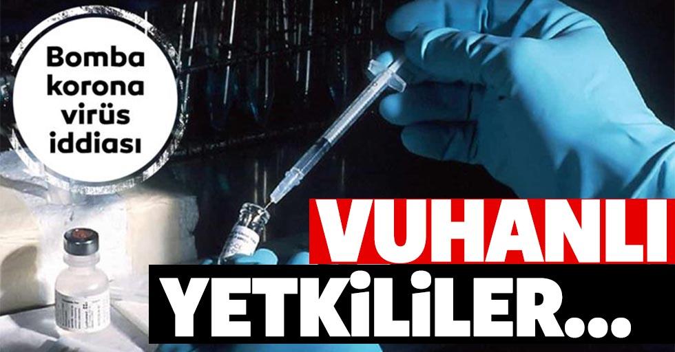 CNN'den bomba koronavirüs iddiası! Vuhanlı yetkililer...