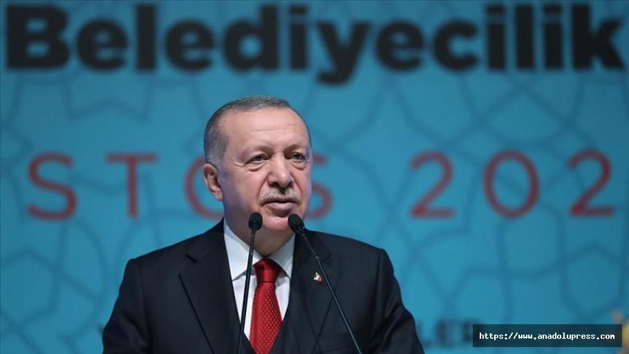 Cumhurbaşkanı Erdoğan: Yerel Yönetimler Reformu'nu Önümüzdeki Yasama Yılında Gündeme Getirmeyi Planlıyoruz