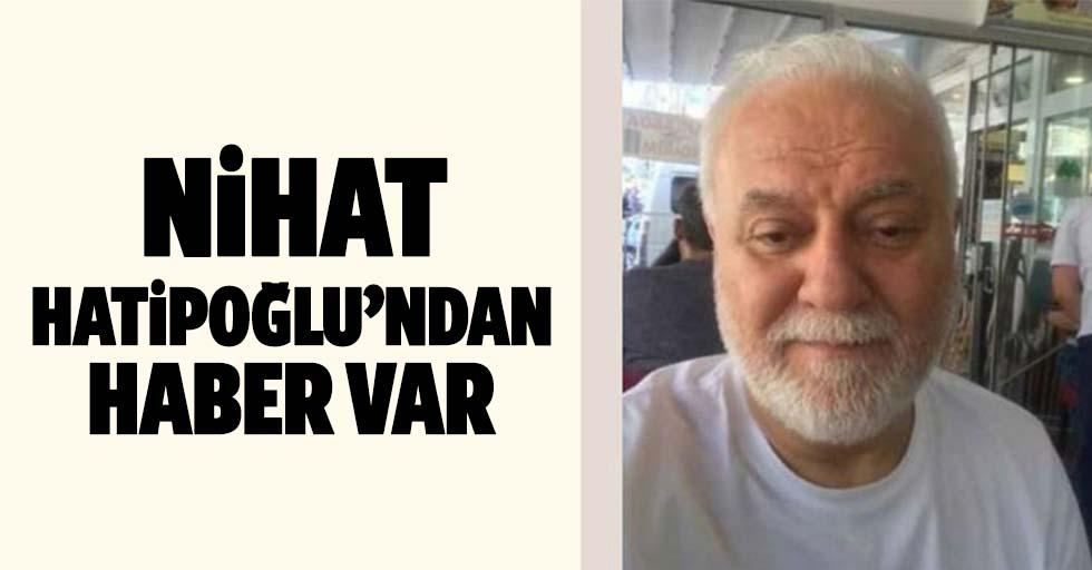 Koronavirüse yakalanan Prof. Dr. Nihat Hatipoğlu'ndan yeni açıklama!