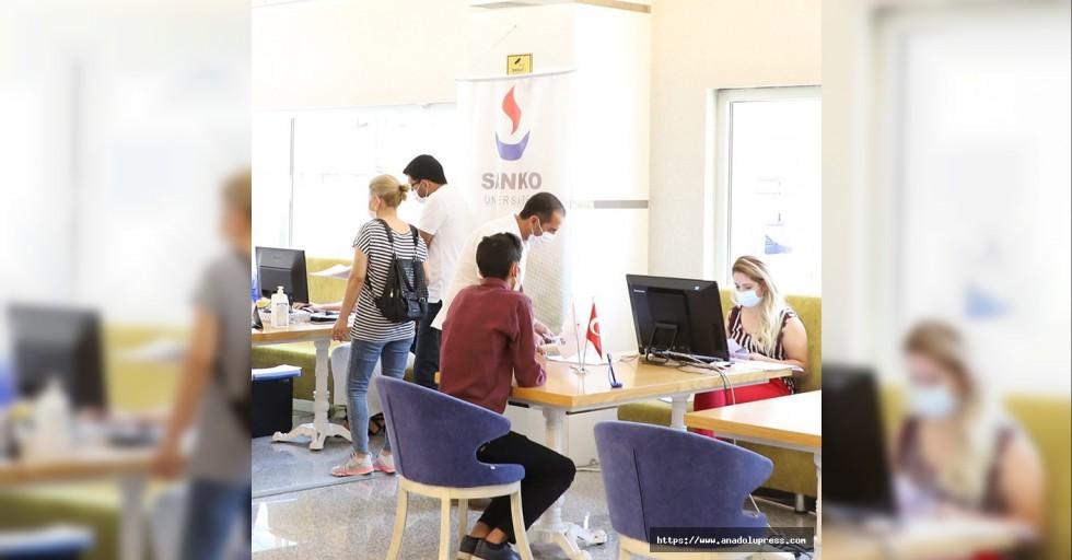 SANKO Üniversitesi'nde Kayıt Heyecanı Yaşanıyor