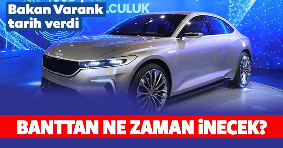Bakan Varank tarih verdi! Flaş yerli otomobil açıklaması...