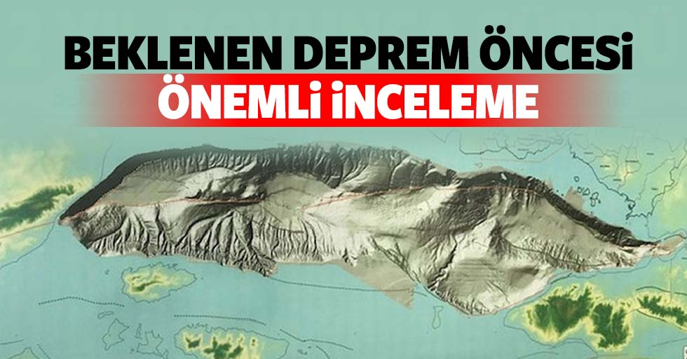 Beklenen Marmara Depremi ile ilgili çok önemli inceleme! 2 yıl boyunca sürdü