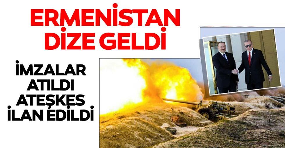 Azerbaycan ile Ermenistan arasındaki ateşkes sonrası ilk temas!