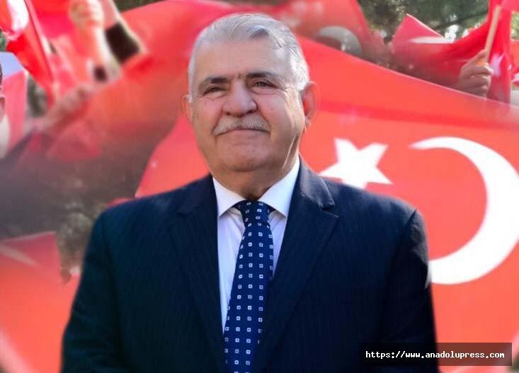 Başkan Mahçiçek'ten Cumhuriyet Bayramı Mesajı