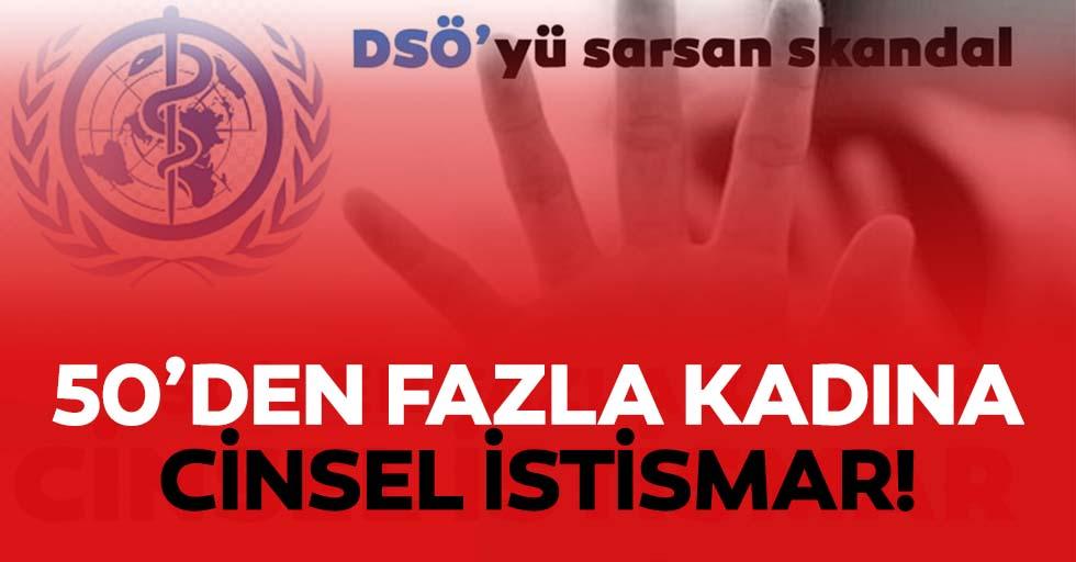 DSÖ'de cinsel istismar skandalı! Komisyon kurdular